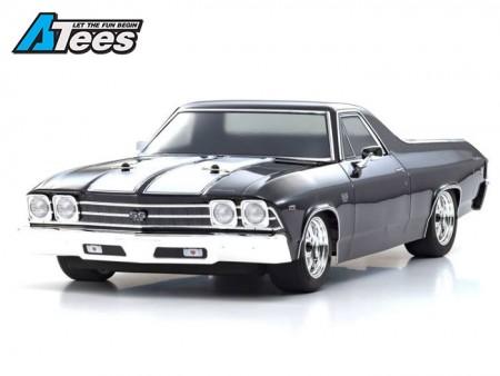 Kyosho 1/10 1969 Chevy® El Camino® SS 396® Tuxedo Fazer MK2