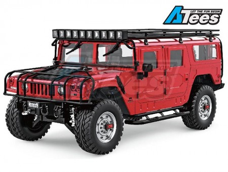 TRASPED Releases GM Hummer H1 1/10 4WD Crawler