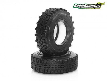 Boom Racing 1.9 Milage Classic 3.82x1.0 Gekko Scale Crawler Tire