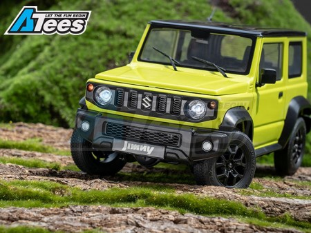ROC Hobby 1/12 Suzuki Jimny Crawler RTR (Officially Licensed)