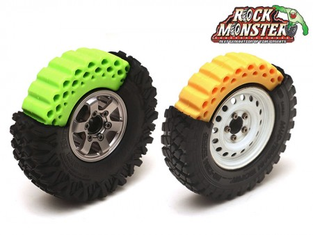 Boom Racing Releases Two Rock Monster Silicone Tire Inserts