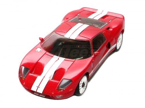 Wd Rc Car Ford Gt Red By Firelap