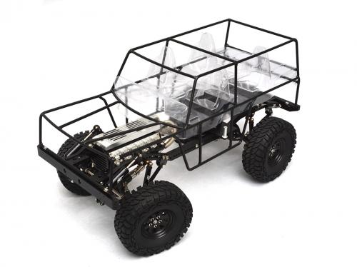 Boom Racing D90 Fully Aluminum Upgraded 1/10 Scale Truck/Crawler ...