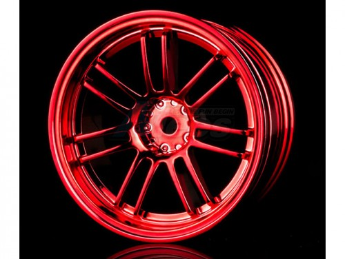 102061GD New MST Gold FB RC 1//10 Drift Car Wheels offset 8 4 PCS