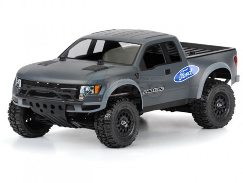 Pro Line Racing Traxxas Slash 4X4 True Scale Ford F 150 Raptor SVT