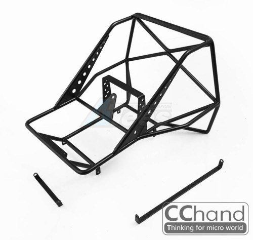 Cchand Axial Scx10 Rear Metal Cage For Hilux Body Scx10 I Ii Ccd 4069
