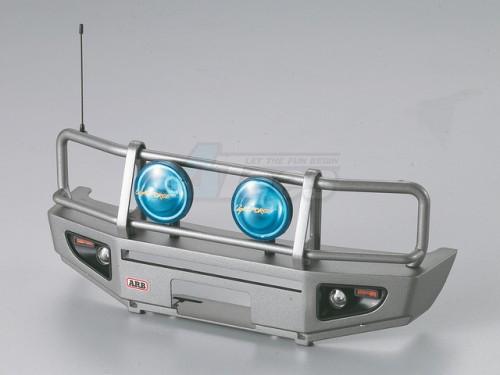 Killerbody arb 110 aluminum bull bar bumper w led light upgrade prev aloadofball Choice Image