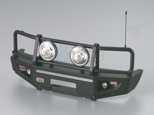 Killerbody arb 110 aluminum bull bar bumper w led light upgrade prev aloadofball Image collections