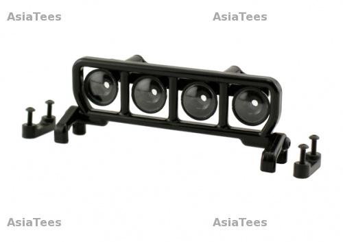 Team Losi LST Narrow Roof-mounted Light Bar Set - Black
