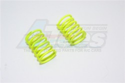 GPM Racing Miscellaneous All 1.7mm (length 26mm) Coil Spring - 1pr Yellow