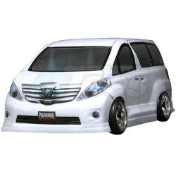 '' 'All' 'Toyota Alphard Body Shell '
