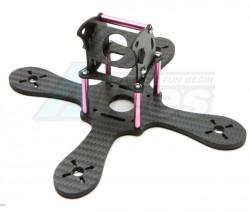 MiscellaneousAllMitsuko 150 4-inch Carbon Fiber Quadcopter Plus-Frame