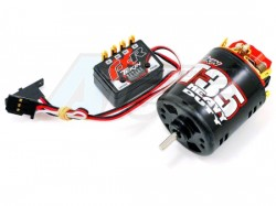 '' 'All' 'FXR ESC Crawler Combo - 35T Heavy Duty Motor'