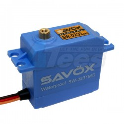 MiscellaneousAllSavox SW-0231MG Waterproof Metal Gear Digital Servo  0.17/208 @ 6.0