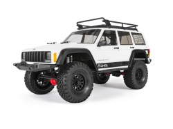 '' 'SCX10 II' '2000 Jeep Cherokee 1/10th Scale Electric 4WD '