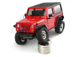 Orlandoo Hunter ModelOrlandoo Hunter Jeep RubiconOrlandoo Hunter Wrangler Rubicon Micro RC Crawler Kit