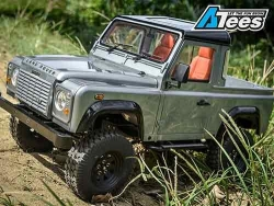 '' 'All' 'Defender D90 Pickup Truck 1/10 Hard Body Kit'