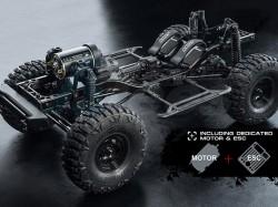 '' '1/8 CFX-W' 'CFX-W 1/8 4WD High Performance Off-Road Car KIT w/ MST ESC & Motor No body'