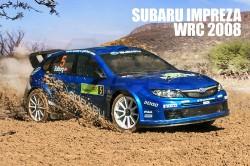 '' 'XXX Rally' 'XXX 1/10 RC 4WD RTR Rally Car (2.4G) Subaru Impreza WRC 2008 '