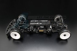'' 'BD8' 'BD8 Chassis kit (Carbon graphite chassis for Asphalt surface)'