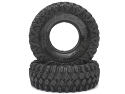 '' 'All' 'HUSTLER M/T Xtreme 1.9 Rock Crawling Tires (Snail Slime™ Compound) W/ 2-Stage Foams 4.45 X 1.57 (Soft)'