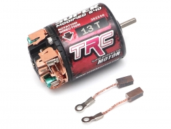 '' 'All' 'TRC 540 Modified Brushed Motor 13T w/ Two Extra Brushes'