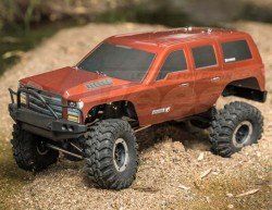 '' 'Everest Gen7' '1/10 Scale Crawler Scale Truck Orange'