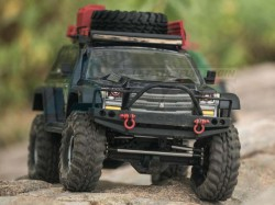 '' 'Everest Gen7 Pro' '1/10 Scale Crawler Scale Truck Black'