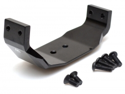 '' 'Trail Finder 2' 'Aluminum High Clearance Skid Plate Transfer Case Mount Black'
