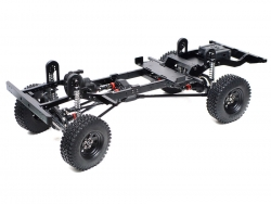 '' 'Defender D110 ARTR Assembled Crawler' '1/10 ARTR Assembled Chassis for Defender D110 Body With Yota Axle'