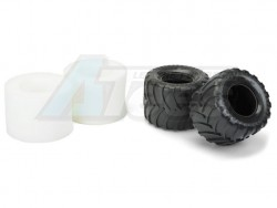 "'' 'All' 'Destroyer 2.6"" M3 (Soft) All Terrain Tires (2) for Clod Buster Front or Rear'"