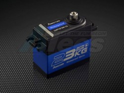 MiscellaneousAllWaterproof Digital Servo 23Kg/0.12 Sec @6.0V for 1/10 Crawler & Buggy