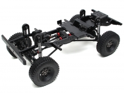 MiscellaneousAll1/10 ARTR Roller Assembled Chassis for Defender D90 With Cast Axles