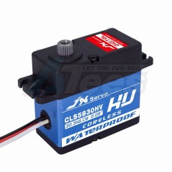 MiscellaneousAllWaterproof Aluminum Case HV Coreless Digital Servo 30 Kg/0.09 Sec @8.4V for Crawler & Buggy