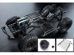 '' '1/8 CFX-W' '4WD High Performance Off-Road Car Kit (Free M06 Pinion Gear) w/ Stainless Steel Links'