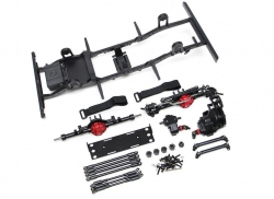 MiscellaneousAll1/10 D90 Chassis Kit (Without Shocks Wheels Tires) for TRC Raffee D90 Defender Body