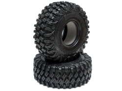 '' 'All' 'HUSTLER M/T Xtreme 1.9 MC2 Rock Crawling Tires 4.75x1.75 SNAIL SLIME™ Compound W/ 2-Stage Foams (Super Soft)'