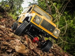 '' 'All' '1/10 ARTR Defender D90 Kit With Body & Interior'