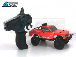 '' 'All' '1/24 RGT Adventurer Crawler RTR Red'