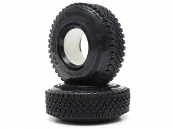 '' 'All' '1.55 SP Road Tracker Crawler Tire Gekko Compound 3.46x0.94 Inch (88x24mm) (2)'