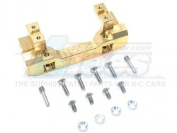 '' 'TRX-4' 'Brass Front Bumper Mount - 7Pc Set'