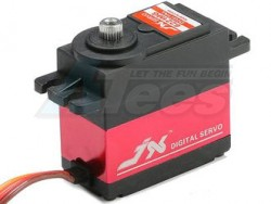 MiscellaneousAllLarge Torque Digital Standard Servo 21kg / 0.16 Sec for RC Car