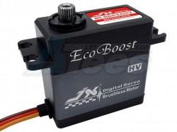 MiscellaneousAllHigh Voltage Brushless Metal Gear High Torque Servo 33.7kg / 467.16oz / 0.11 Sec @7.4V