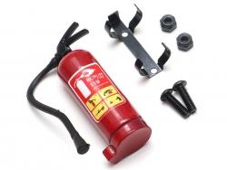 '' 'All' 'Scale Accessories - Alloy Fire Extinguisher'