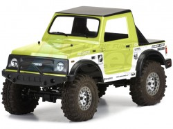 '' 'All' 'Sumo Clear Body for ECX Barrage FTX Outback and 10 inch (254mm) Wheelbase Scale Crawlers'