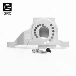 '' 'TRX-4' 'Aluminum 7075 One-piece Design Motor Mount for TRX4 Silver'