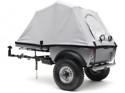 MiscellaneousAll1/10 Pop-Up Camper Tent Trailer Kit (w/ 1.55