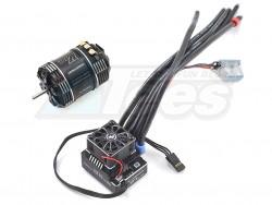 MiscellaneousAllXeRun XR10 PRO ESC Black w/ V10-8.5T-Black-G3 3970KV Brushless Motor Combo
