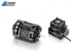 MiscellaneousAllXeRun XR10 PRO ESC Black w/ V10-5.5T-Black-G3 5900KV Brushless Motor Combo
