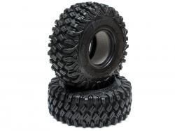'' 'All' 'HUSTLER M/T Xtreme 1.9 MC2 Rock Crawling Tires 4.75x1.75 SNAIL SLIME™ Compound W/ 2-Stage Foams (Ultra Soft) 2pcs'